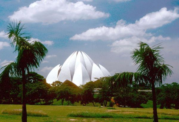 Temple moderne de Dehli