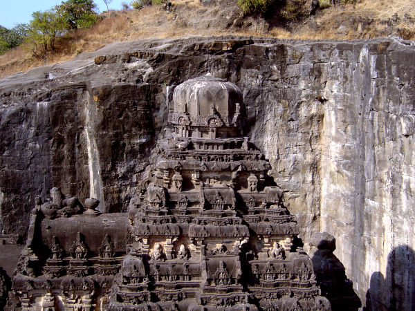 Temple de Kailasha