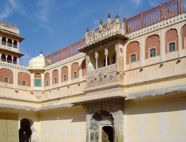 Le palais de Jaipur