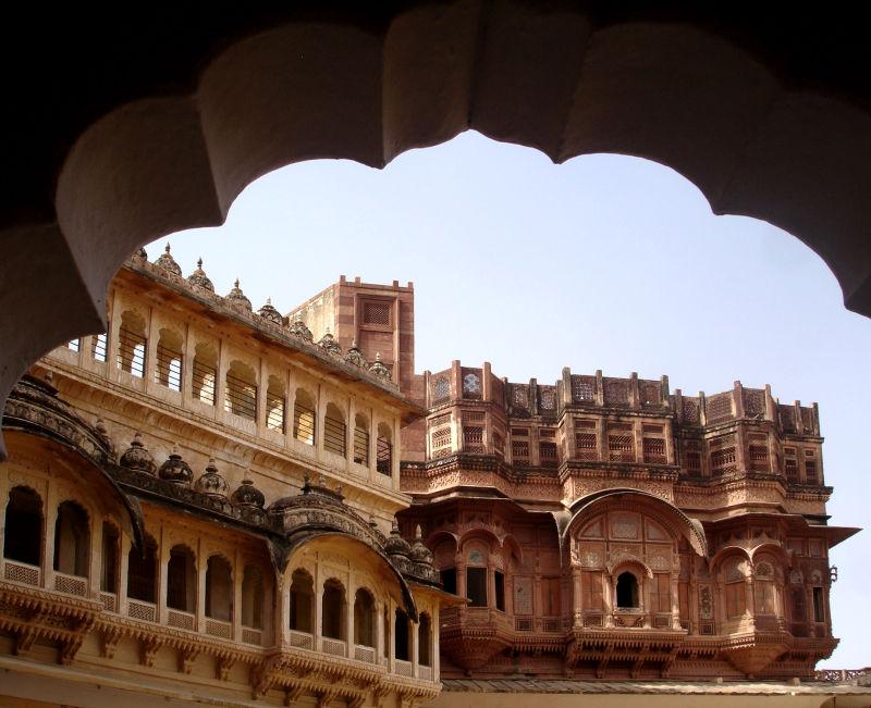 le palais de Jodhpur