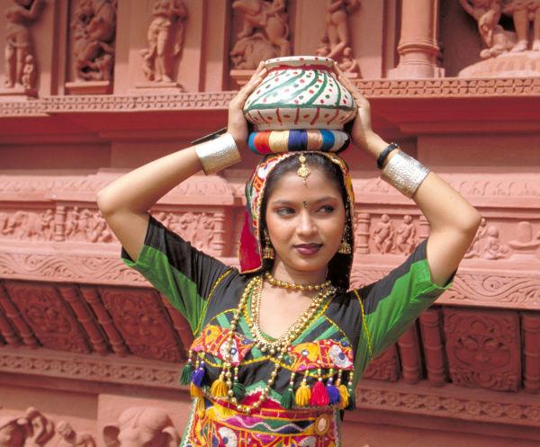 Danseuse de Kajuraho