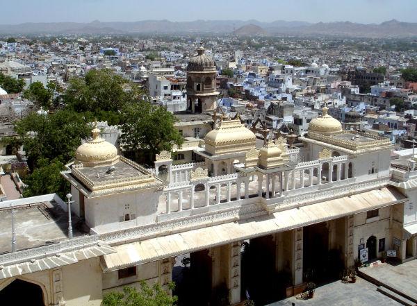La cité d'Udaipur