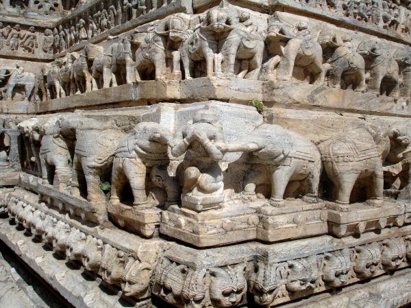 Temple à Udaipur