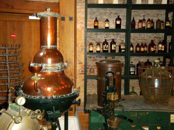 Le musée de la bière à Hasselt