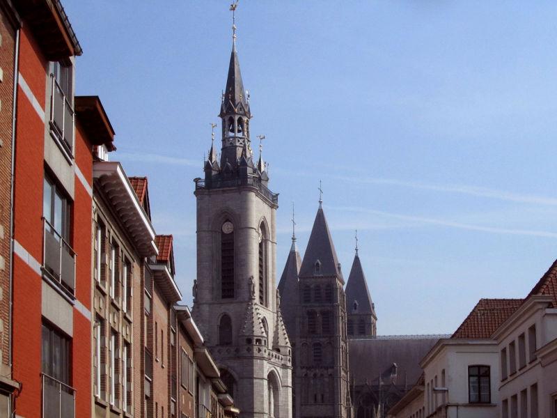 La cathédrale de Tournai