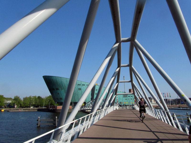 Urbanisme Nemo Pont Vélo