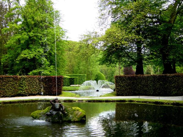 Les jardins d'Anevois