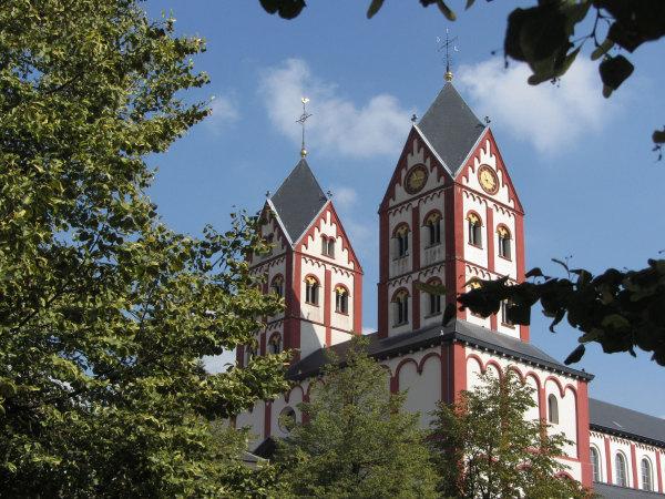Eglise romane de Liège