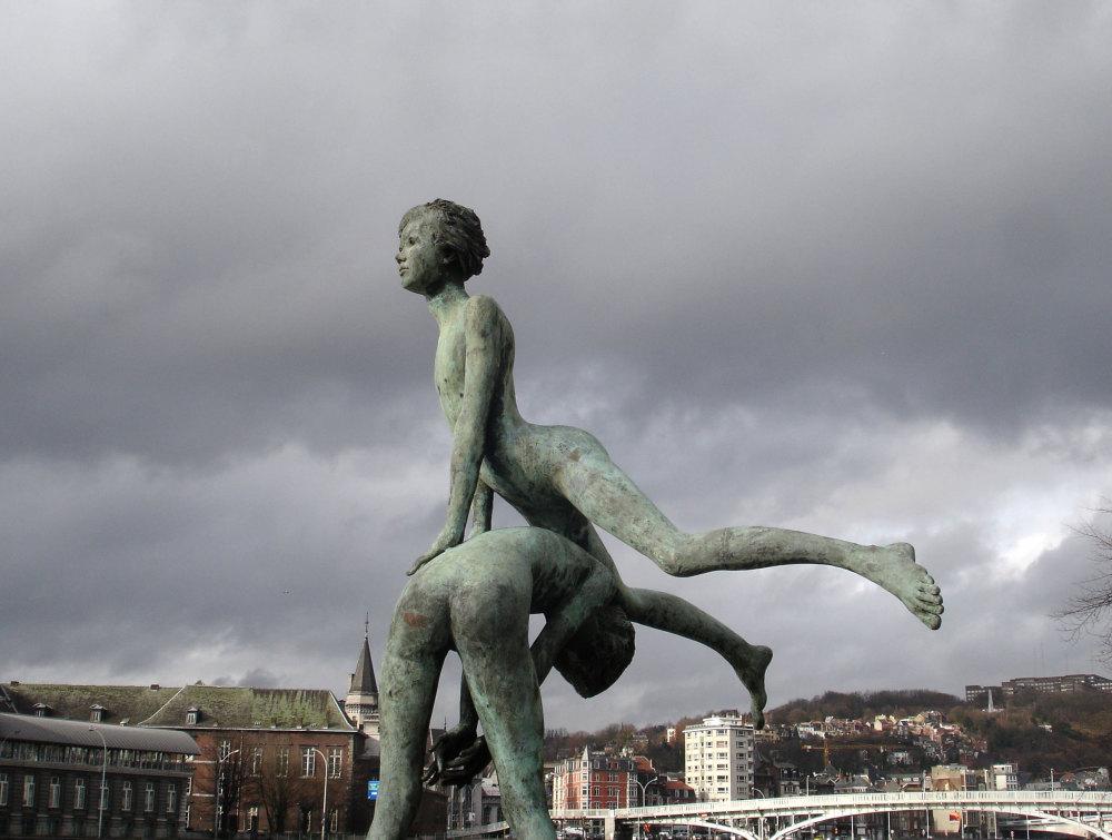 Les bords de Meuse à Liège