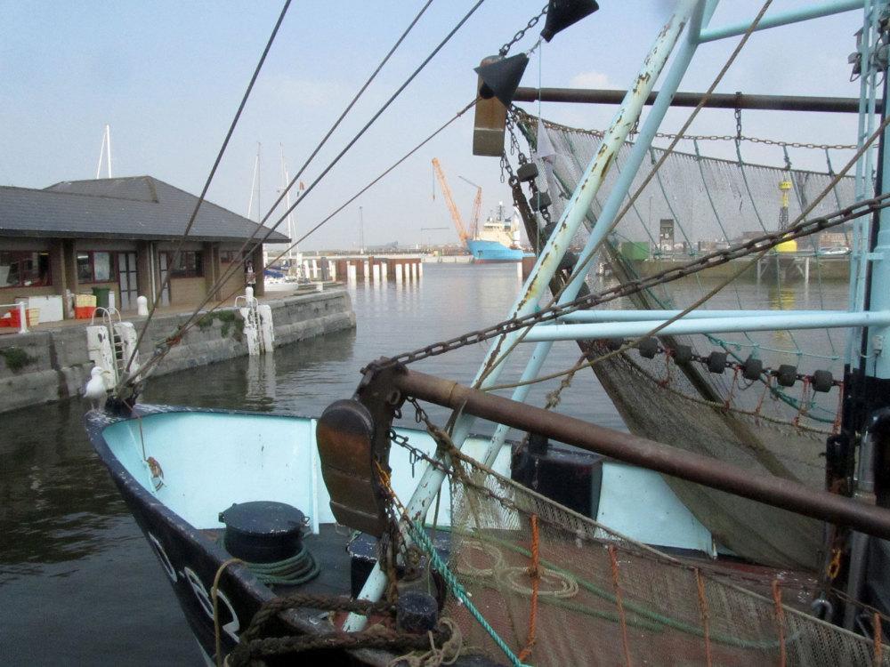 Le port dOstende