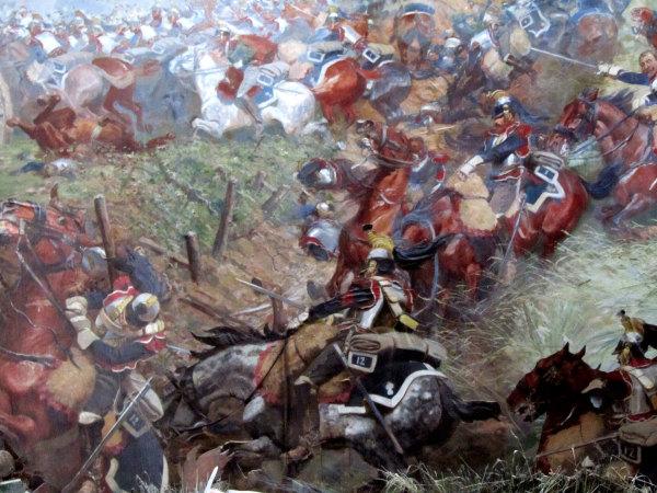 Le mémorial de Waterloo