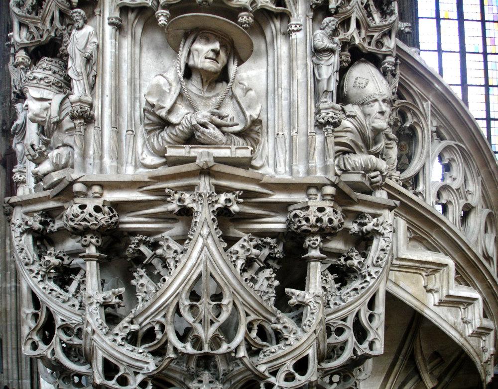 La cathédrale de Vienne