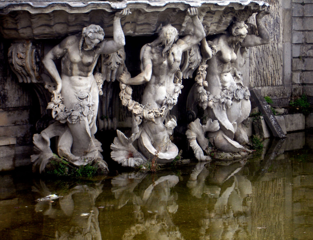 Une fontaine Viennoise