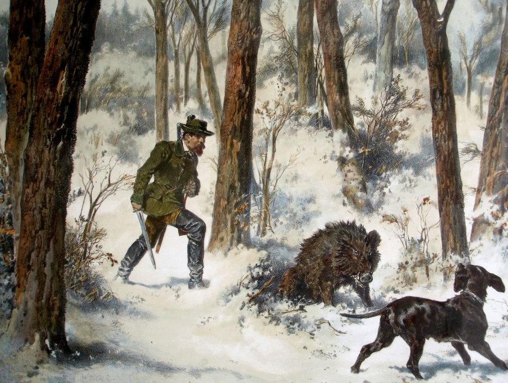 Le musée de la chasse