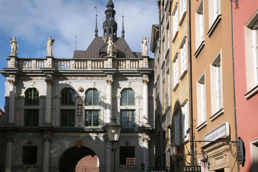 Le vieux Gdansk