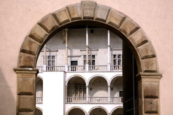 Le chateau de Wawel