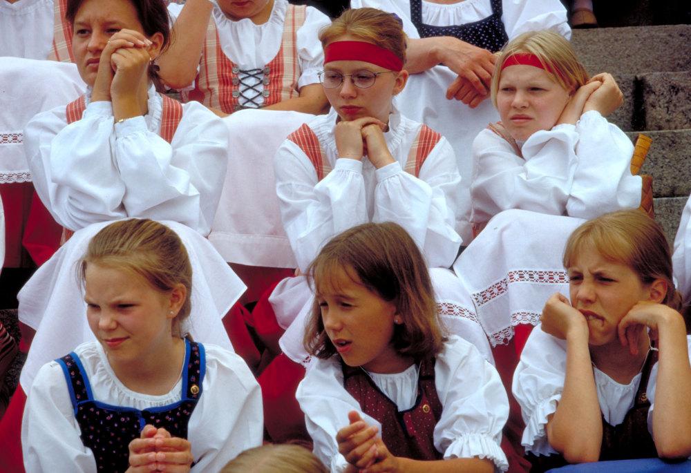 Ue fête à Helsinki