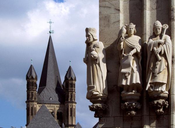 Le vieux Cologne