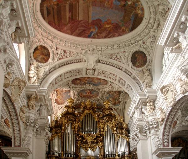 L'orgue de Passau