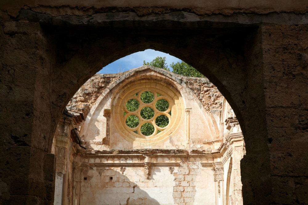 Le Monastère de Piedra