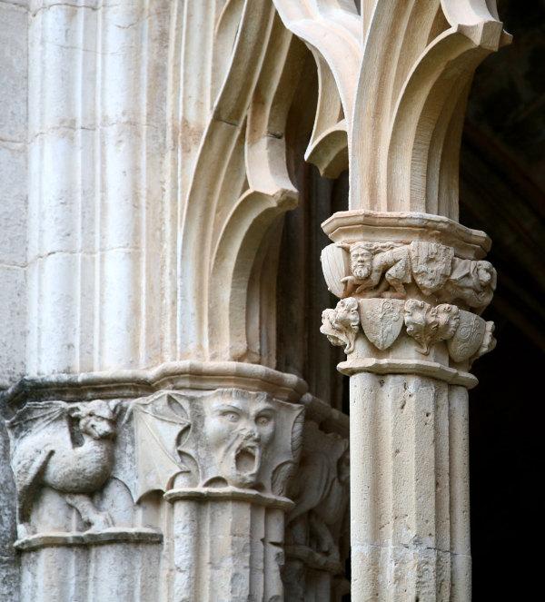 Le monastère de Santes Creus