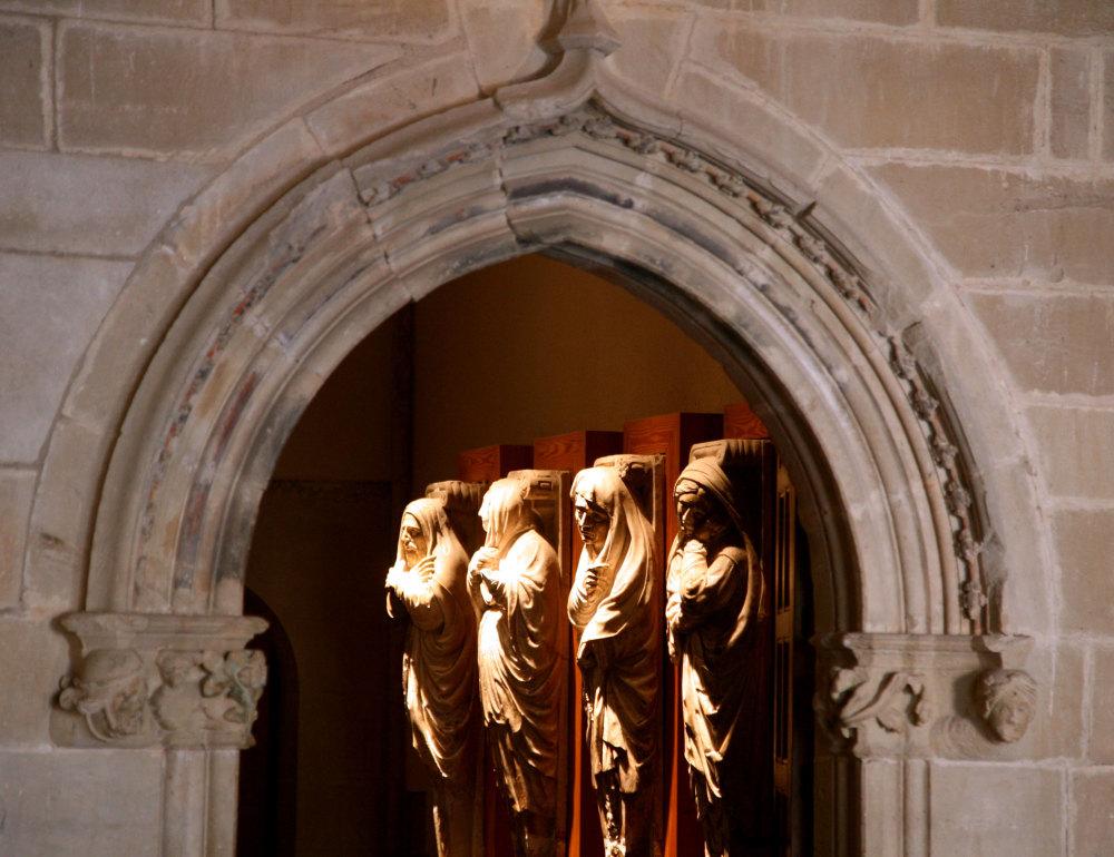 Le musée du monastère de Poblet
