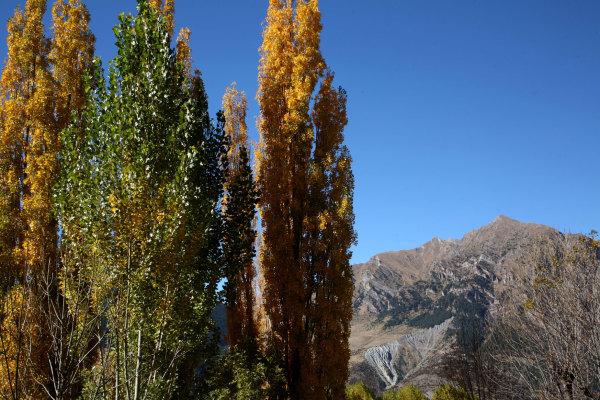 L'automne dans les pyrénés espagnoles