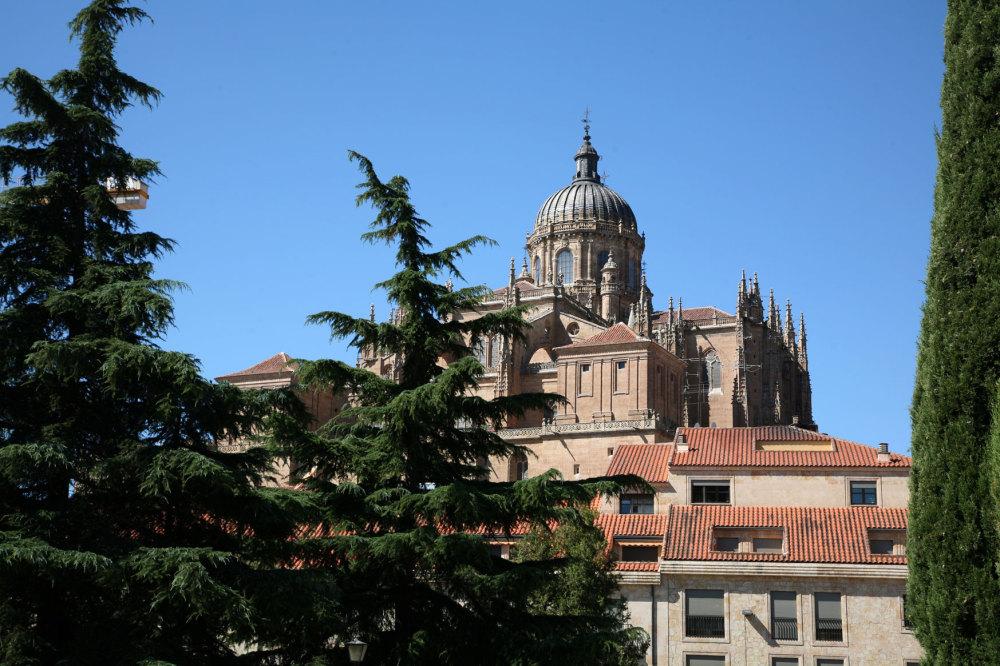 Une église de Salamanque