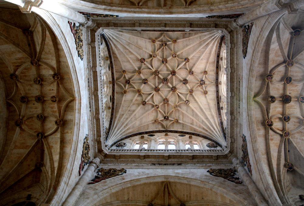 La cathédrale de Salamanque