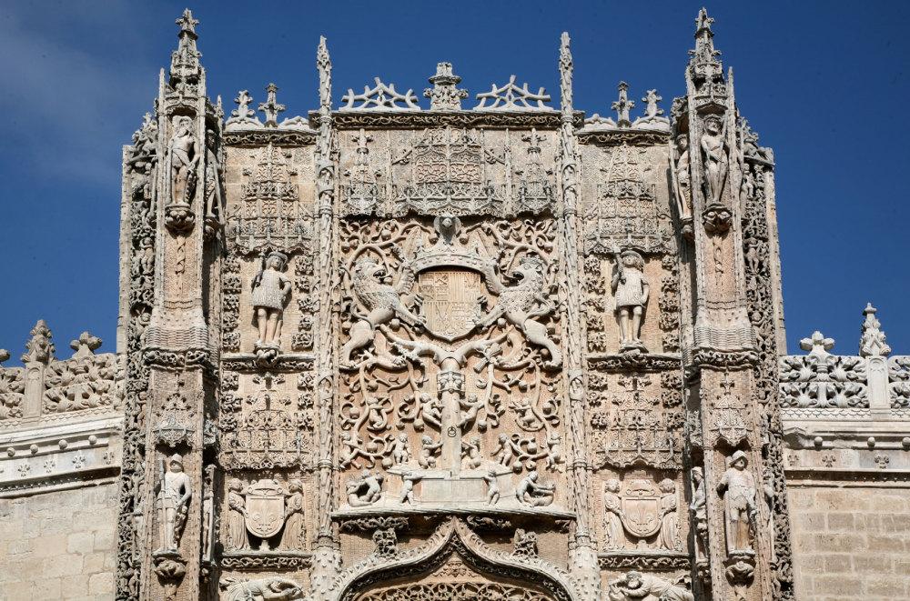 La cathédrale de Valladolid