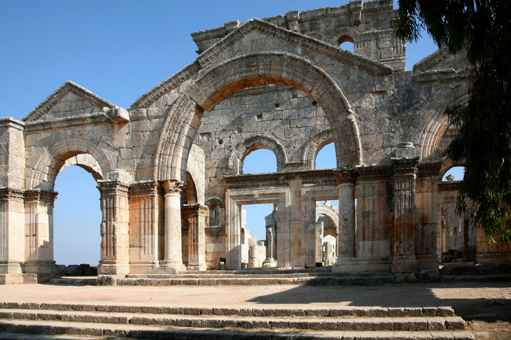 L'église de Saint Simeon