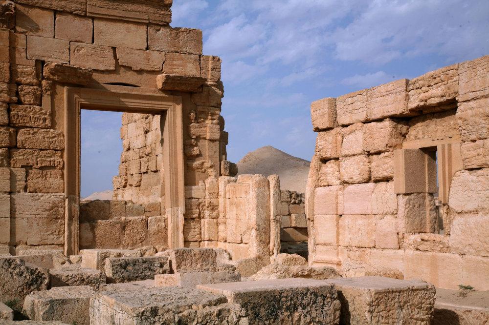 L'agora de Palmyre