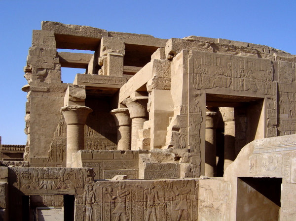 Le grand temple de Comb Ombo