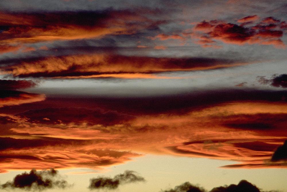 Le ciel des Kerguelen