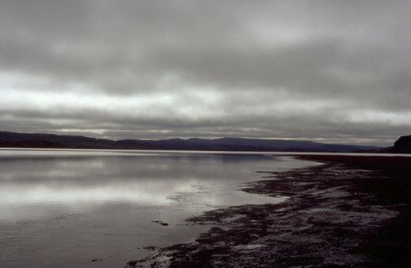 Lever du jour sur la baie du Morbihan