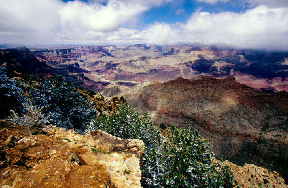 Le grand Canyon du Colorado