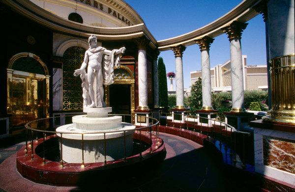 Le Ceasar palace de Las vegas