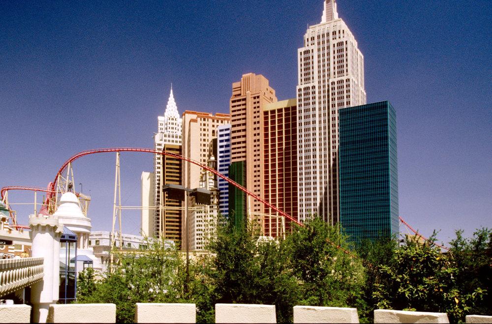 Un grand huit à Las Vegas
