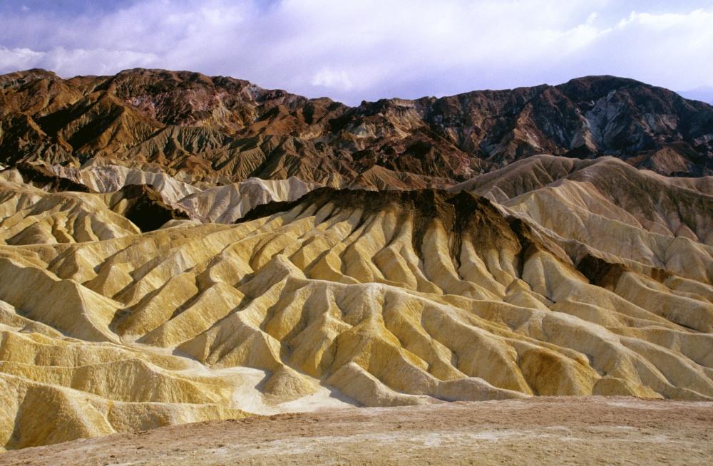 Vallée de la mort, Zabrisky point