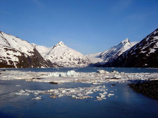 Le lac du portage