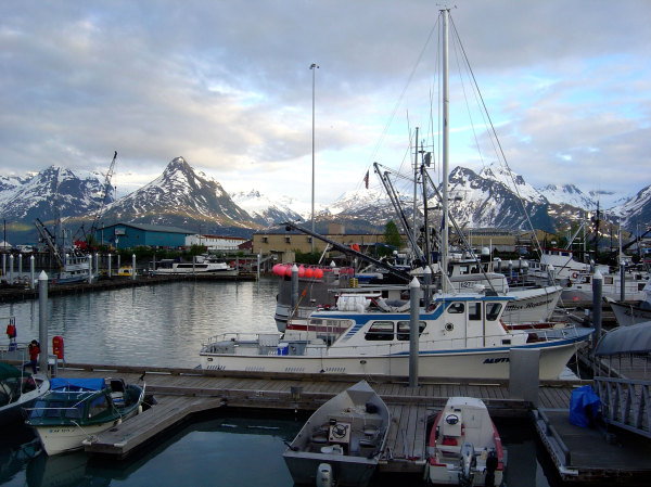 Le port de Valdez