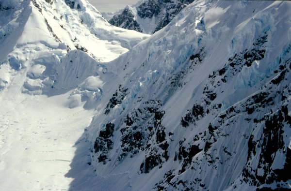 Le massif du mont MacKinley