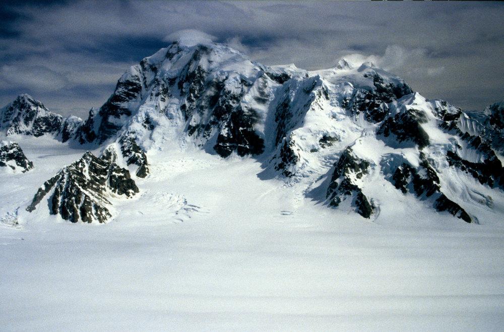 Le mont Mac Kinley