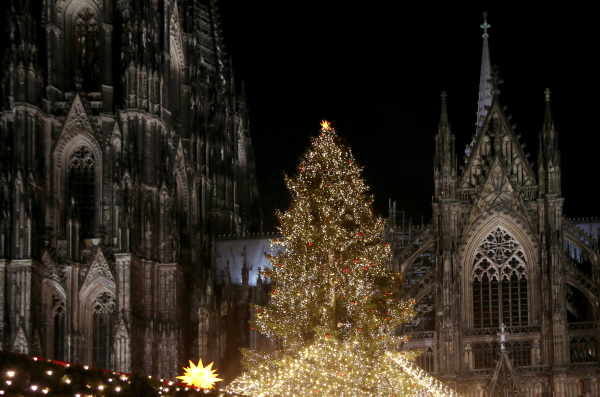 Le marché de Noel de Cologne