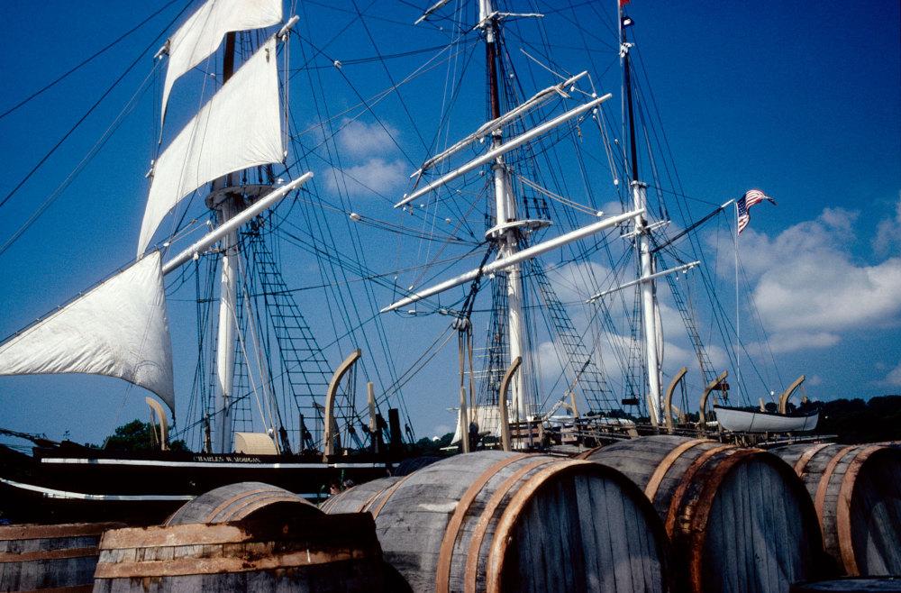 Le port de Mystic