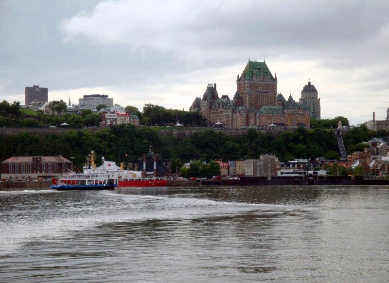 Le traversier de Quebec
