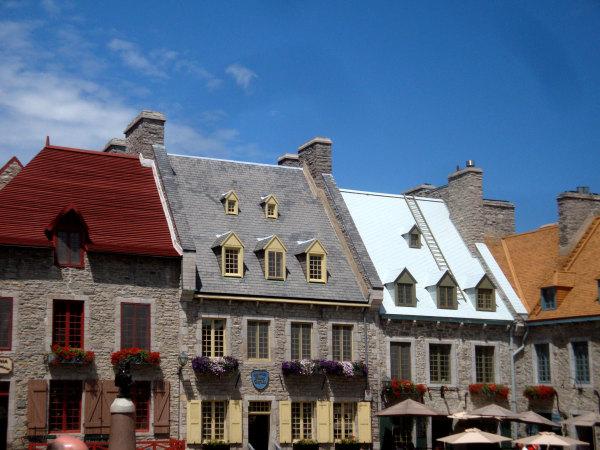 La place royale de Quebec
