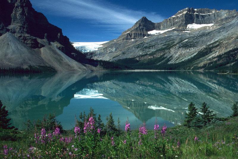 Les rocheuses canadiennes
