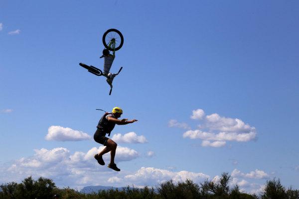 Vacances sportives en Roussillon