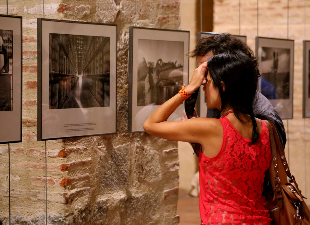 Visite le l'expo visa 2014